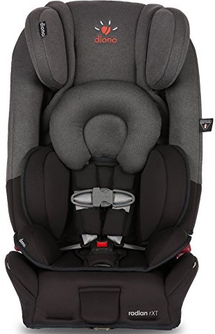 Diono Radian RXT vs Pacifica : Similarities & Differences of Two Diono's Convertible Car Seat Models